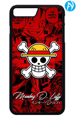 One Piece Luffy Mobile Cover
