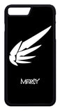 Overwatch Mercy Mobile Cover