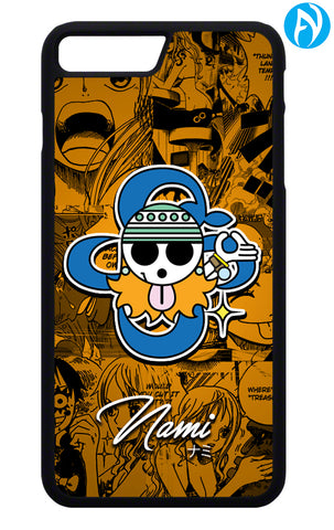 One Piece Nami Mobile Cover