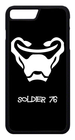 Overwatch Soldier 76 Mobile Cover