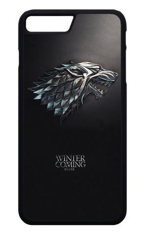 Game of Thrones Winter is Coming - Silver Mobile Cover