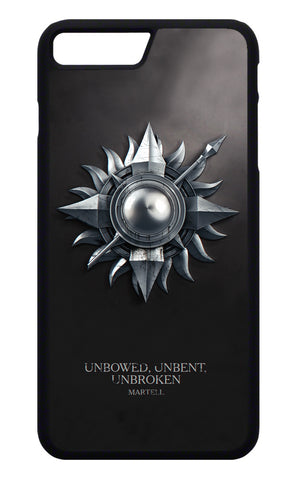 ANBRO2 Store - Game of Thrones Unbowed Unbent Unbroken Custom Printed Mobile Cover