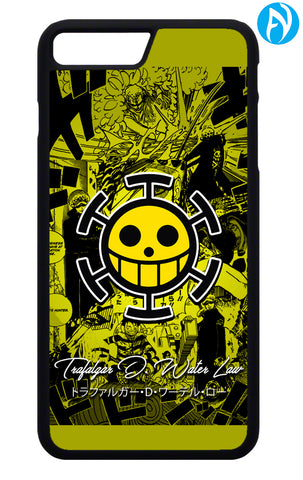 One Piece Trafalgar Law Mobile Cover