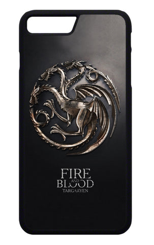 Game of Thrones Fire and Blood Mobile Cover