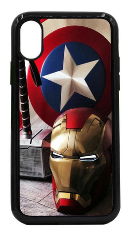 Marvel Heroes Mobile Case