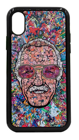Stan Lee portrait Mobile Cover