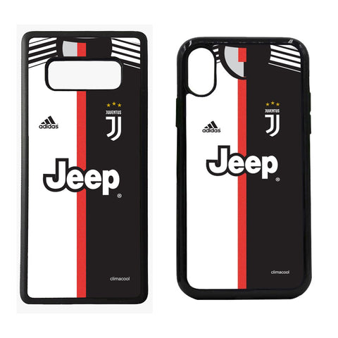 juve mobile cover rubber edges case football seriea