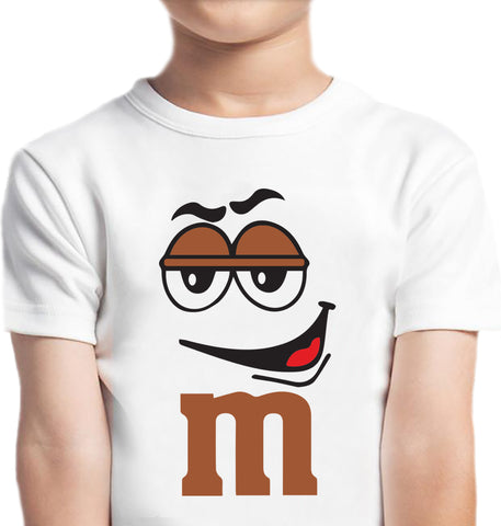 M&M 3 Kids T-Shirt