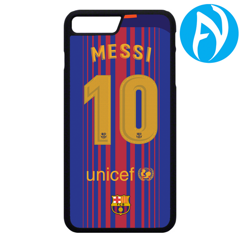 Lionel Messi FC Barcelona 2017-2018 Kit Cover