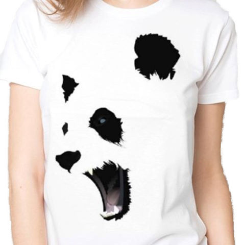 Cute but Wild Panda T-Shirt