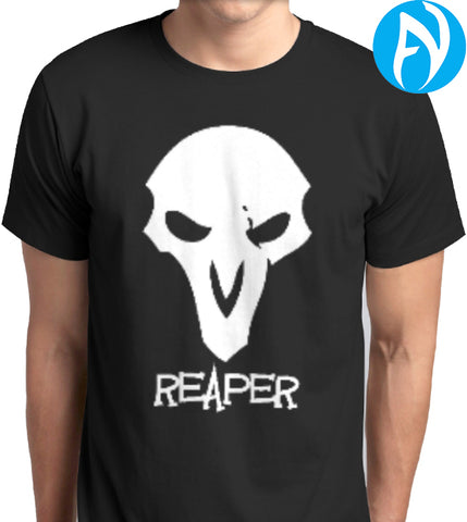 Overwatch Reaper Black T-Shirt