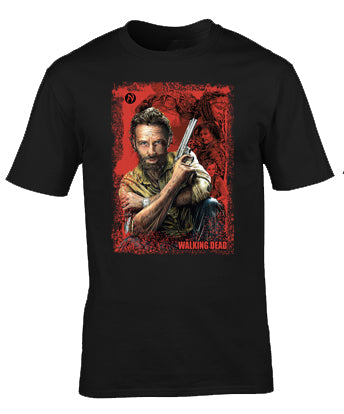 Rick Grimes - the Walking Dead T-Shirt