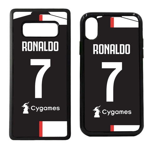 ANBRO2 Store - Ronaldo Juve 2019-2020 Kit Case mobile accessories kuwait uae dubai