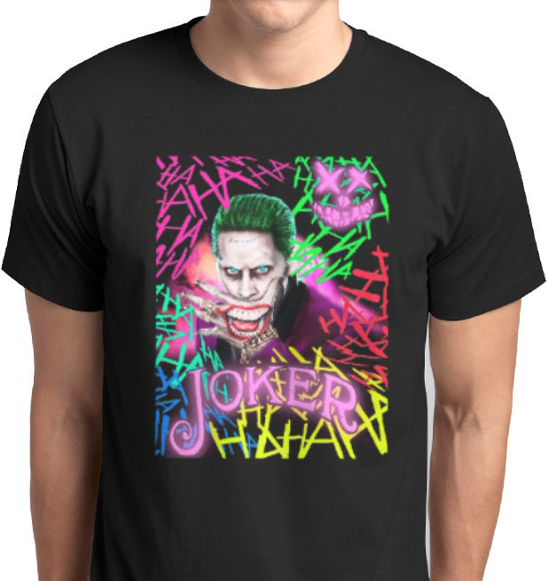 6370db7fb8e9 Comic T Shirts | The Joker Suicide Squad Is Available Here | ANBRO2