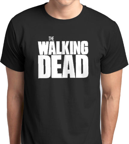 ANBRO2 Kuwait The Walking Dead Custom Printed T-Shirt Men Fashion Online Shopping