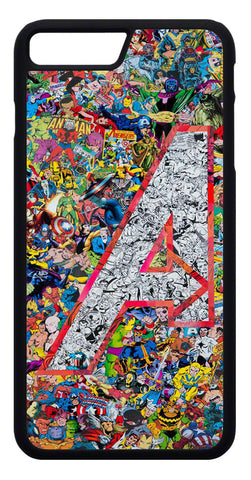 Avengers All stars Mobile Cover