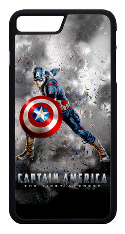 Captain America The First Avenger Mobile Cover