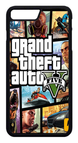 Grand Theft Auto GTA Mobile Cover