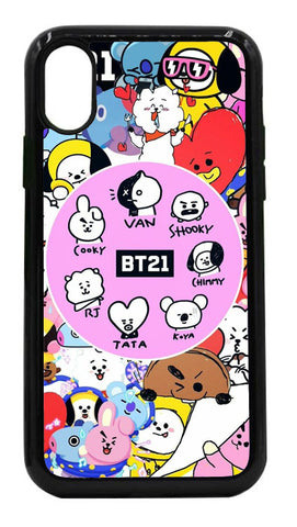 BT21 Mobile Cover (2)