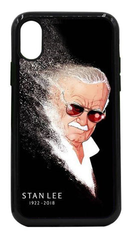 Marvel Stan Lee Mobile Cover iPhone 5 6 7 8 X xs x max Samsung  galaxy Note 8 9 S 7 8 9