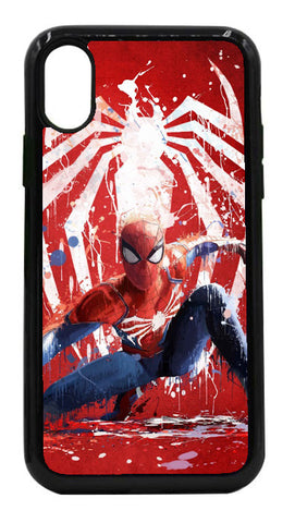Marvel spiderman Mobile Cover iPhone 5 6 7 8 X xs x max Samsung  galaxy Note 8 9 S 7 8 9
