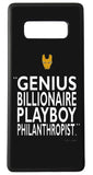 Genius Billionaire Playboy Philanthropist Mobile Case