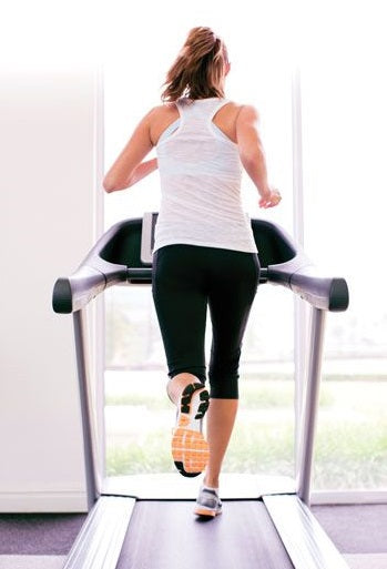 Home Treadmill Exercise