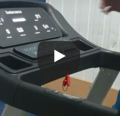 Endurance Cardio Treadmill + Incline