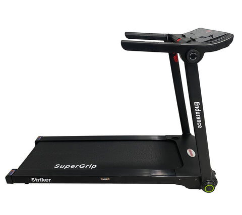 Endurance Striker Treadmill- No Assembly Required