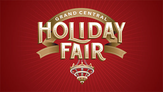 Grand Central Holiday Show NYC, Nov 18 - Dec 24, 2019!