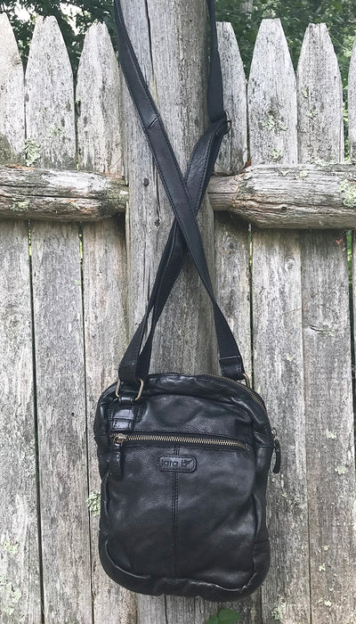 Alex Black - Crossbody - Lara B. Designs, Inc.