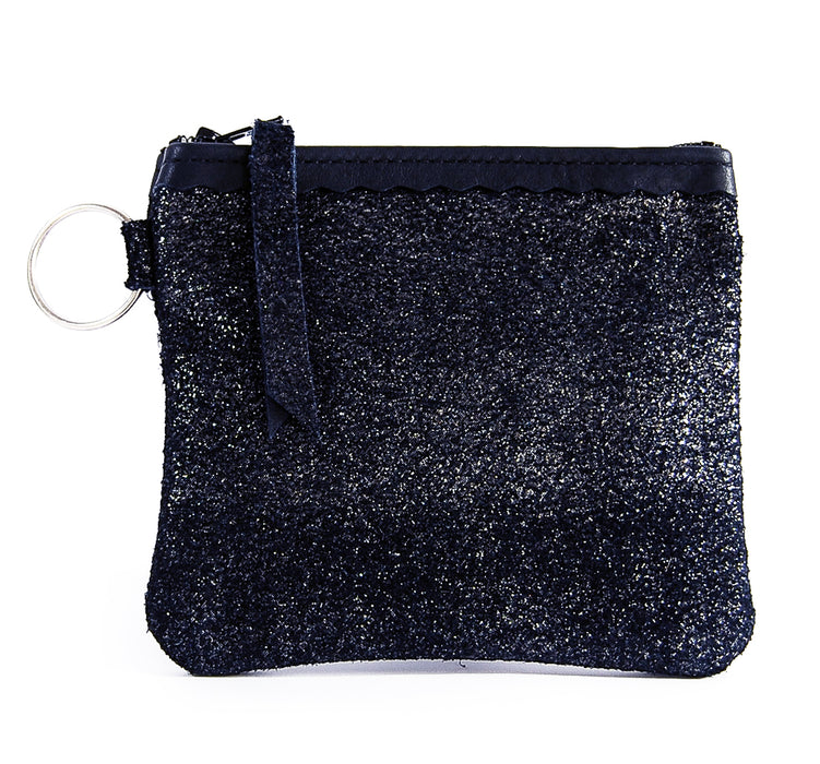 Alfie Navy Sparkle - Pouch - Lara B. Designs, Inc.
