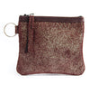 Alfie Oxblood Sparkle - Pouch - Lara B. Designs, Inc.
