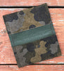 Amy Card Case / Wallet Camo - Card Case - Lara B. Designs, Inc.