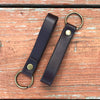 Leather Loop Key Chain - Key Chains - Lara B. Designs, Inc.