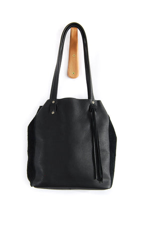 Scout Tote Black Matte - Tote Bag - Lara B. Designs, Inc.