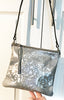 Buca Silver Platinum - Crossbody - Lara B. Designs, Inc.