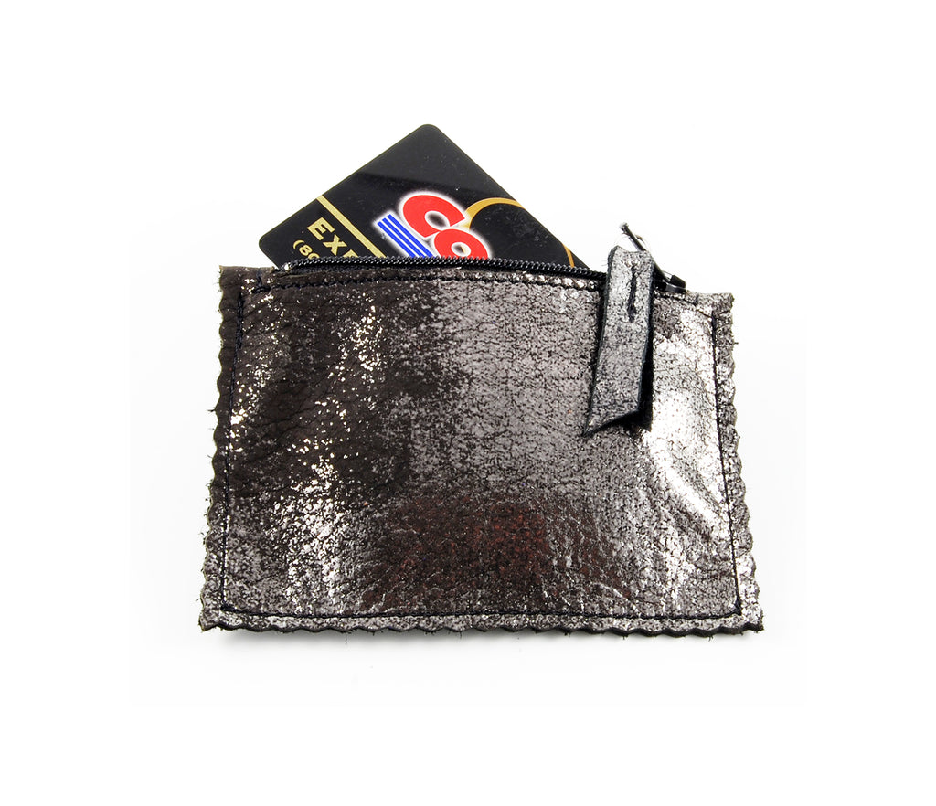Coco Black Platinum - Pouch - Lara B. Designs, Inc.