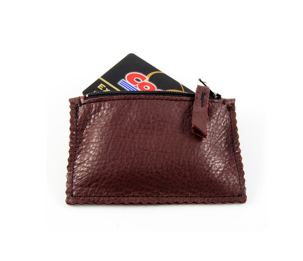 Coco Oxblood - Pouch - Lara B. Designs, Inc.