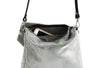 Emma Silver Italian Fur - Crossbody - Lara B. Designs, Inc.