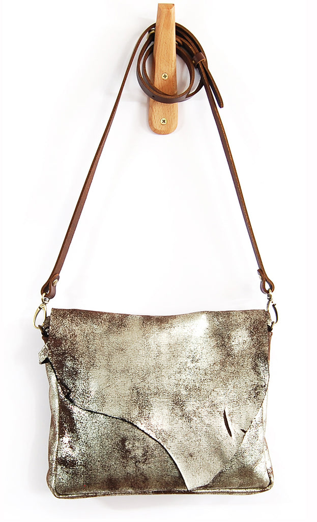 Emma Brown Platinum - Crossbody - Lara B. Designs, Inc.