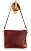 Emma Burgundy - Crossbody - Lara B. Designs, Inc.