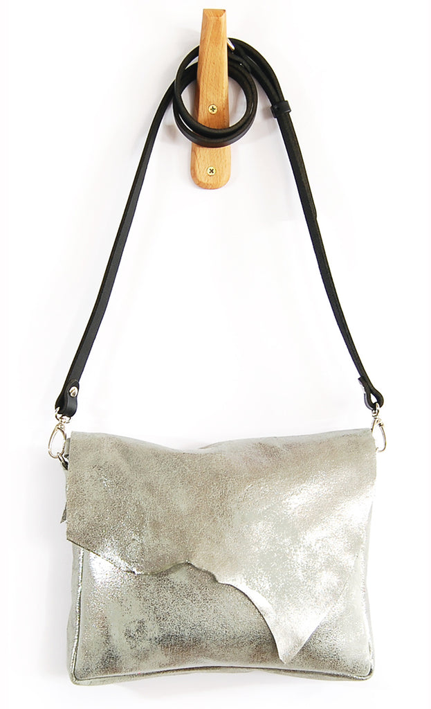 Emma Silver Platinum - Crossbody - Lara B. Designs, Inc.