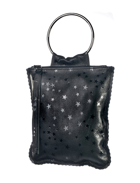 Hanna Midnight Stars - Handle Hand Held - Lara B. Designs, Inc.