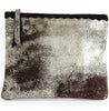 Izzy Pouch Brown Platinum - Pouch - Lara B. Designs, Inc.