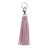Fringe Tassel Key Chain Mauve - Lara B. Designs, Inc.