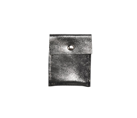 Minnie Black Platinum - Pouch - Lara B. Designs, Inc.