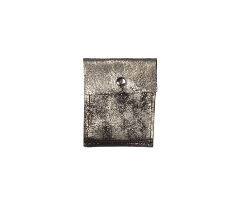 Minnie Brown Platinum - Pouch - Lara B. Designs, Inc.