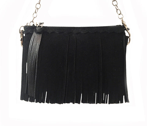 Molly Fringe - Crossbody - Lara B. Designs, Inc.