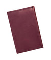 Passport Cover Burgundy - Lara B. Designs, Inc.